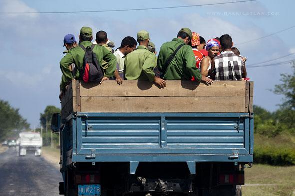 Küba, şehirlerarası yollar - hakkiceylan