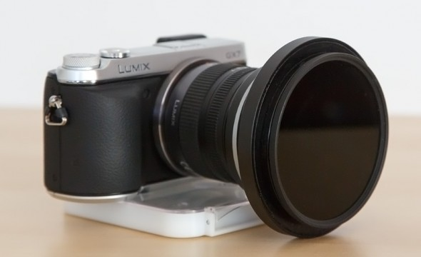 Panasonic GX7, with 7-14mm and ND filter