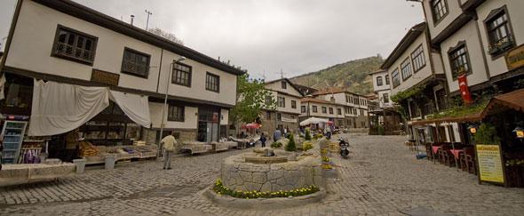 Beypazarı Alaattin Sokak