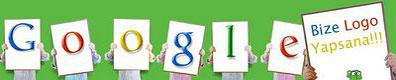 Google bize logo yapsana!