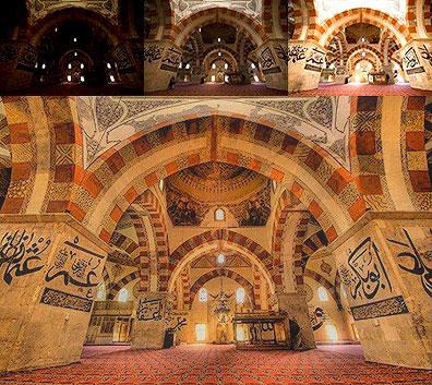 Eski Camii, Edirne, HDR