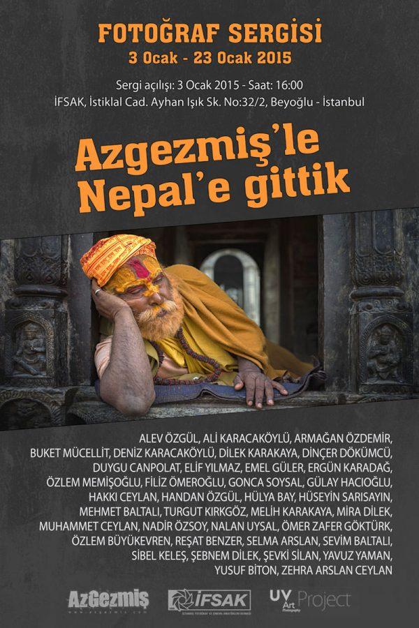 Fotoğraf Sergisi: Azgezmiş'le Nepal